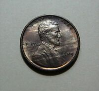 1909 VBD LINCOLN CENT -  UNC - UNCIRCULATED