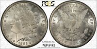 1885-CC PCGS MINT STATE 66 MORGAN DOLLAR 15253