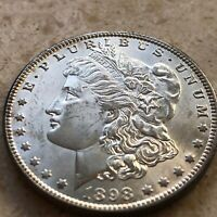 1898-O MORGAN SILVER DOLLAR NEW ORLEANS UNCIRCULATED MINT