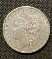 1891-O MORGAN SILVER DOLLAR  ORIGINAL