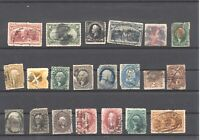 USA CLASSIC ALL STAMPS WITH DEFECTS    806