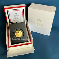 2020 UNA AND THE LION 1/4OZ GOLD PROOF COIN   LOW MINTAGE 49