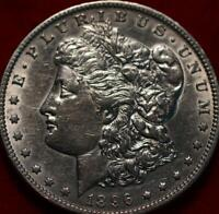 UNCIRCULATED 1896 O NEW ORLEANS MINT MORGAN DOLLAR