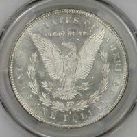 1878 S MORGAN SILVER DOLLAR PCGS  MS 63 VAM 18A SPAGHETTI WINGS ONLY 1 FINER