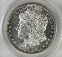 1878 S MORGAN SILVER DOLLAR  ANACS MS 61 VAM 49 TOP 30 LIST DOUBLE CLASHED
