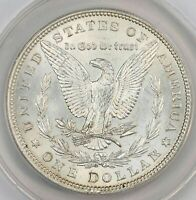 Click now to see the BUY IT NOW Price! 1880 P  MORGAN SILVER DOLLAR  VAM 33A WEAK E CLASHED MS 62
