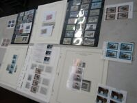 NYSTAMPS S MANY MINT OLD US BOB DUCK STAMP COLLECTION FACE $