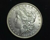 HS&C: 1880 MORGAN SILVER DOLLAR BU GEM - US COIN