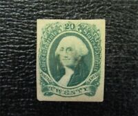 NYSTAMPS US CSA CONFEDERATE STAMP  13 MINT OG H $45   M7X1176