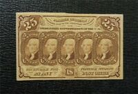 NYSTAMPS US POSTAGE CURRENCY STAMP  PC7 $150   M28X124