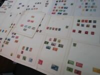 NYSTAMPS E OLD US CONFEDERATE STATES & POSSESSIONS STAMP COL