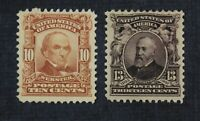 CKSTAMPS: US STAMPS COLLECTION SCOTT307 UNUSED NG SPOT THIN
