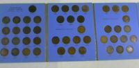 1858 1920 CANADA LARGE CENTS COMPLETE COLLECTION SET 46 COINS