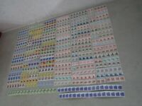NYSTAMPS S MUCH MINT NH US COIL STAMP COLLECTION HIGH VALUE