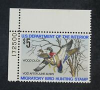 CKSTAMPS: US FEDERAL DUCK STAMPS COLLECTION SCOTTRW41 $5 MIN