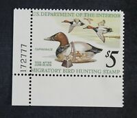 CKSTAMPS: US FEDERAL DUCK STAMPS COLLECTION SCOTTRW42 $5 MIN