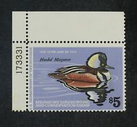CKSTAMPS: US FEDERAL DUCK STAMPS COLLECTION SCOTTRW45 $5 MIN