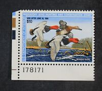 CKSTAMPS: US FEDERAL DUCK STAMPS COLLECTION SCOTTRW54 $10 MI