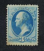 CKSTAMPS: US ERROR EFO FREAKY STAMPS SCOTT184 USED FREAKY CO