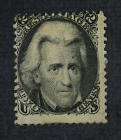 CKSTAMPS: US STAMPS COLLECTION SCOTT73 2C JACKSON UNUSED NG