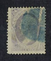 CKSTAMPS: US STAMPS COLLECTION SCOTT153 24C USED TINY TEAR C