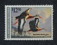 CKSTAMPS: US FEDERAL DUCK STAMPS COLLECTION SCOTTRW57 $12.50