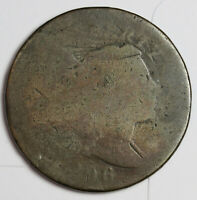 1796 LARGE CENT.  CIRCULATED.  161019