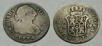 REMARKABLE     240  YEAR OLD SILVER COLONIAL COIN     VERY N