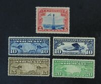 CKSTAMPS: US AIR MAIL STAMPS COLLECTION SCOTTC7 C11 MINT NH