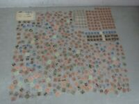 NYSTAMPS U MANY MINT OLD US POSSESSIONS PUERTO RICO STAMP CO