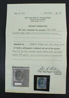 CKSTAMPS: US STAMPS COLLECTION SCOTT92A 1C FRANKLIN USED PF
