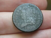 1809 CAPPED BUST HALF CENT- NORMAL DATE