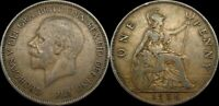 1936 GREAT BRITAIN PENNY UK LARGE PENNY