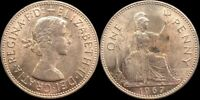 1967 GREAT BRITAIN PENNY UK LARGE PENNY