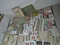 NYSTAMPS E LARGE MANY MINT US STAMP & BLOCK COLLECTION WITH