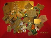 LOT OF 18.45OZ MILITARY SPEC. HIGH GRADE GOLD PLATED PCB BOARDS FOR SCRAP GOLD