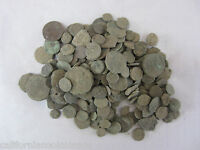 50   HERA ANCIENT ROMAN BYZANTINE JUDEAN MITES PTOLEMY FROM THE MIDDLE EAST