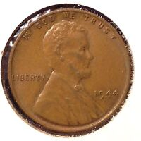 1944 1C LINCOLN CENT AUTO. COMBINED SHIPPING]19709