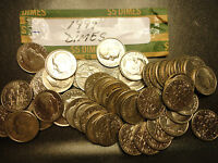 1997 ROLL OF ROOSEVELT DIMES        COMBINED SHIPPING