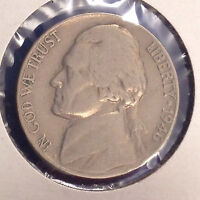 1946 5C JEFFERSON NICKEL [AUTO. COMBINED SHIPPING]17322