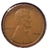 1944 1C LINCOLN CENT AUTO. COMBINED SHIPPING]19702