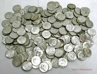 $1,000 FACE 2000 PCS 1965 1970 KENNEDY 40 SILVER HALF DOLLARS