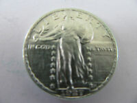 1927 25C STANDING LIBERTY QUARTER GREAT UNCIRCULATED CONDITION-SEE PHOTOS