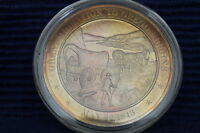 1843   FRANKLIN MINT HISTORY OF THE UNITED STATES BRONZE COIN