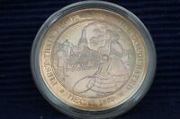 1830   FRANKLIN MINT HISTORY OF THE UNITED STATES BRONZE COIN