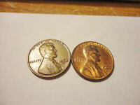 1960 D  LARGE AND SMALL DATE  PENNY LOT