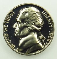 1968 S PROOF JEFFERSON NICKEL B03
