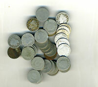 ROLL OF 1898 50 LIBERTY V NICKELS 5 FULL DATE COINS ESTATE FIND CIRCULATED