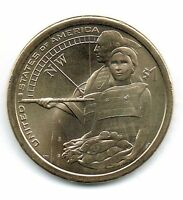 2014 D $1 BRILLIANT UNCIRCULATED BUSINESS STRIKE NATIVE AMERICAN DOLLAR COIN