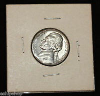 1958 D JEFFERSON NICKEL 5 CENT VINTAGE ANTIQUE COIN COLLECTION COLLECTOR GIFT
